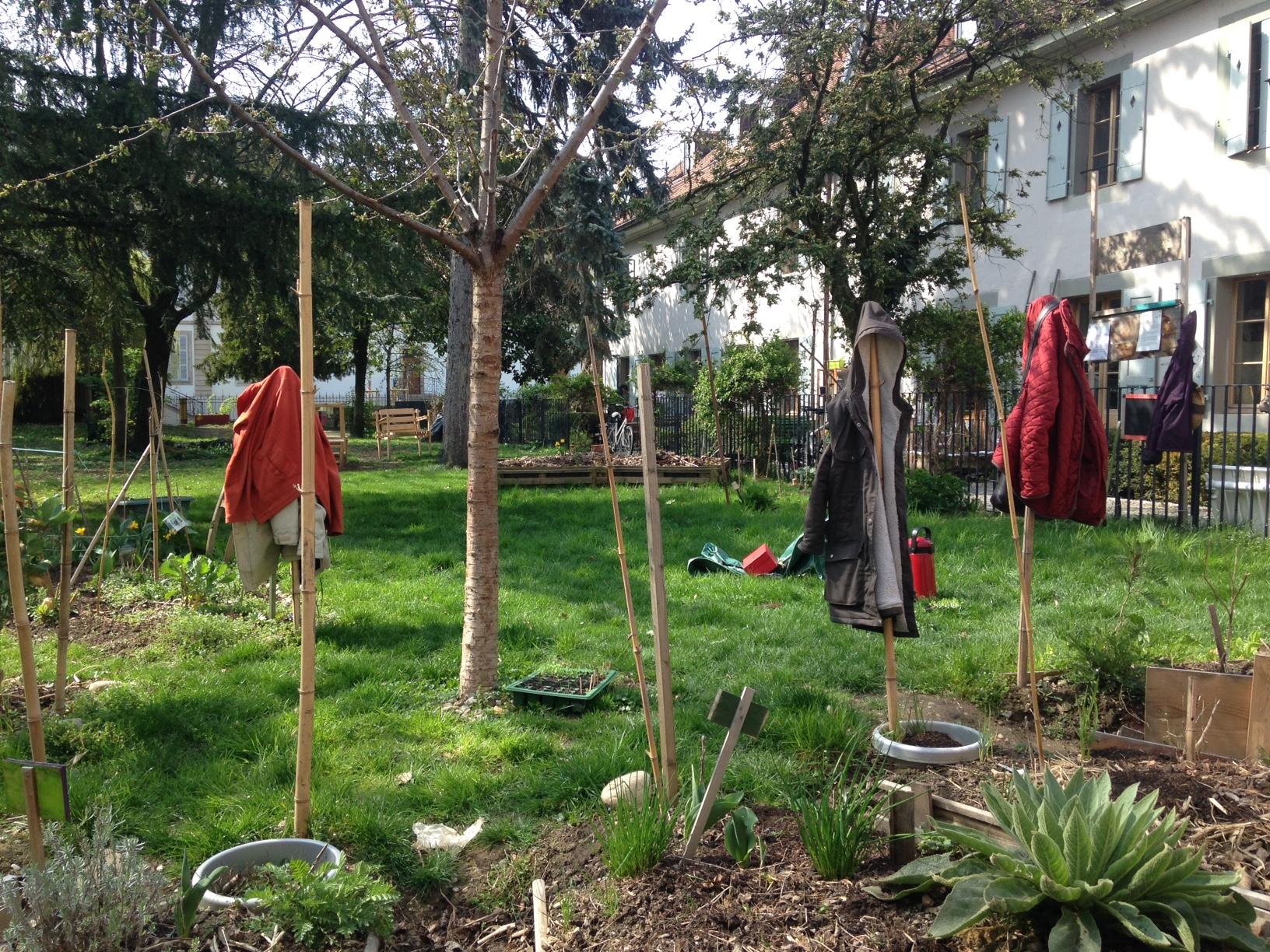 les jardins des délices